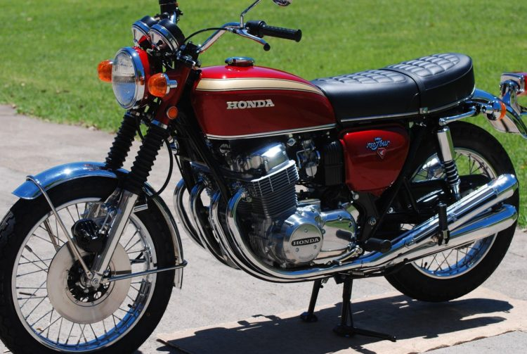 The Five Best Honda Motorcycles from the 1970s