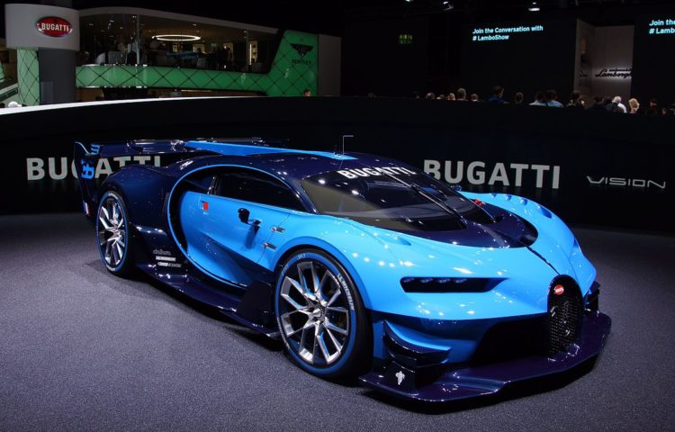 10 Things You Didn't Know about the Bugatti Vision GT