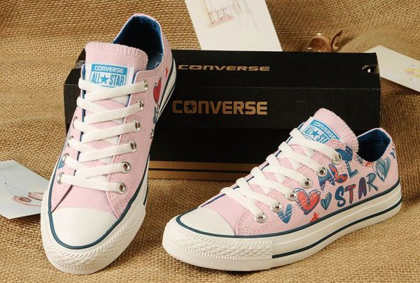 bcce14d0a703 The Five Best Pink Converse Models on the Market