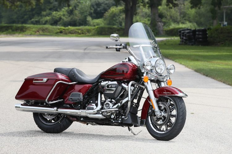 10 Things You Didn't Know about the Harley Davidson Road King