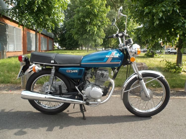 Chances Are Good That Most People Won T Find The Honda Cg125 To Be Impressive Motorcycle Upon Initial Inspection However It Is Important