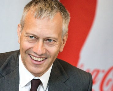 10 Things You Didn't Know about Coca Cola CEO James Quincey