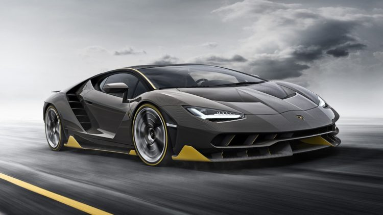 10 Things You Didnt Know About The Lamborghini Centenario