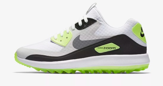 new styles f884b 8a3c8 If youre anything like Rickie Fowler and love bright colors on the course,  these golf shoes would be perfect for you. The colors of the shoes are  white, ...
