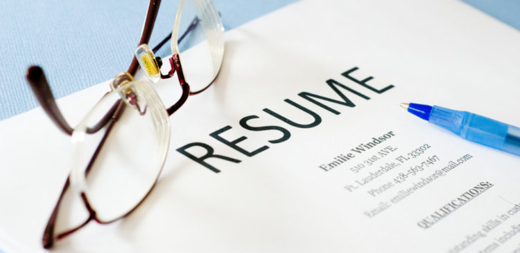 Does This Resume Make Me Look Old Seven Ways To Revitalize Your Resume