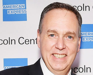 10 Things You Didn't Know about American Express CEO Stephen Squeri