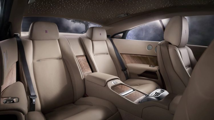 what makes a rolls royce interior different from all the other cars?