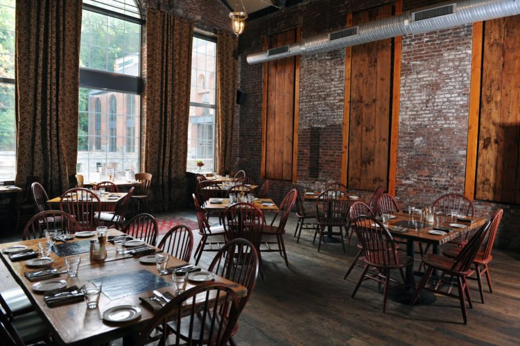 The Location Itself Is To For You Ll Never Dine At A More Rustic And Brick Façade Does It All But Food What Elevates