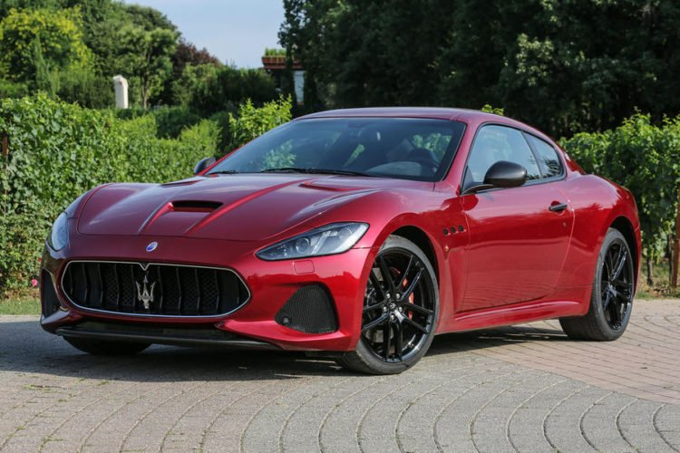The Five Best Maserati GT Models of All-Time