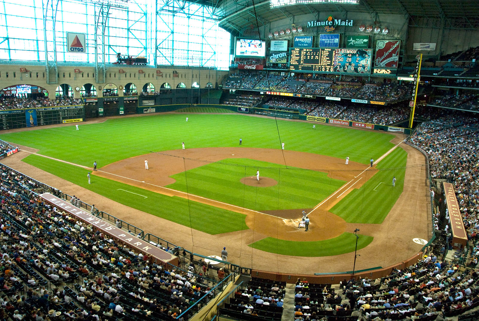 Astros Game >> The Average Cost To Attend A Houston Astros Game