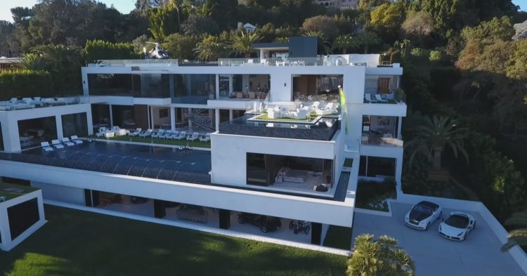 This is the Most Expensive House in California