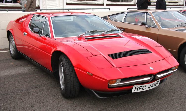10 things you didn't know about the maserati merak