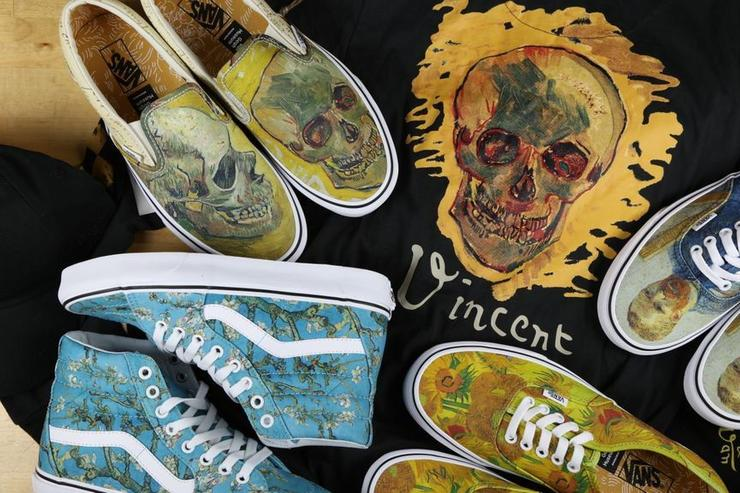 ac14fe8ffd4e A Closer Look at the Vans Van Gogh Collection