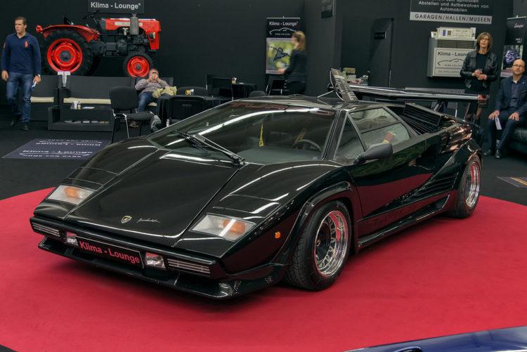 The History And Evolution Of The Lamborghini Countach