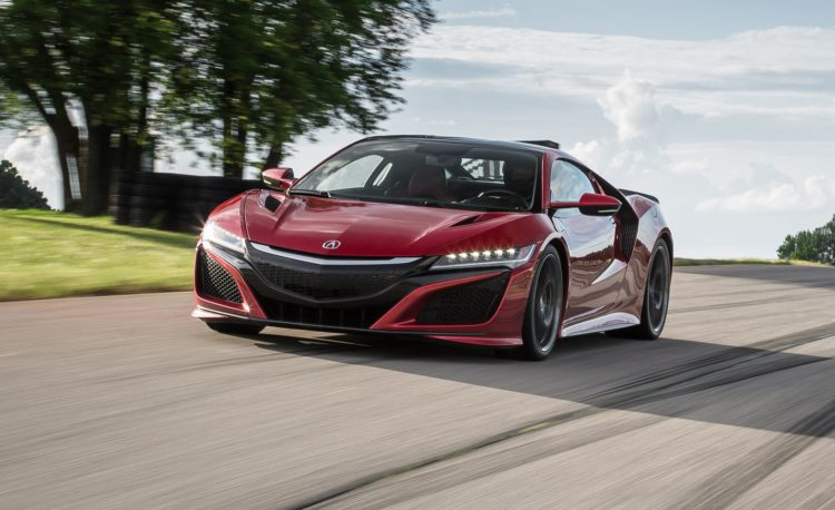 10 Things You Didn't Know About the 2018 Acura NSX