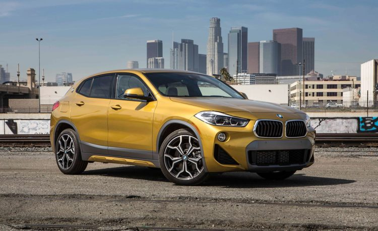 10 Things You Didnt Know About The 2018 Bmw X2