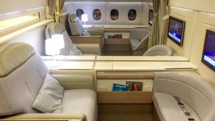 What It S Like To Fly First Class On Air France