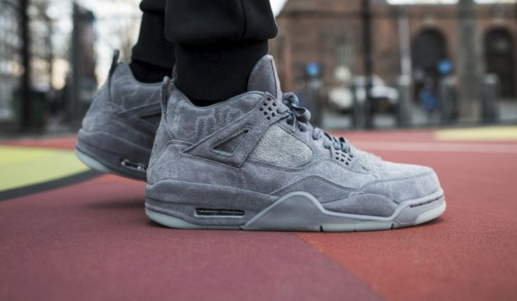 88c3b51d649e09 10 Things You Didn t Know About the Jordan 4 Retro Kaws