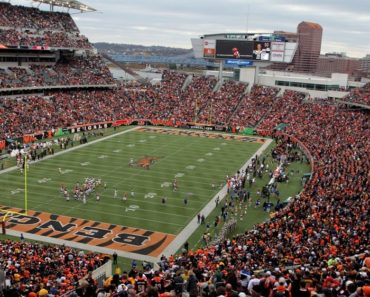 What Does it Cost to Attend a Cincinnati Bengals Game?