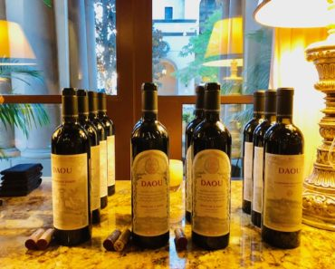 Dining with DAOU and Dame at Montage Beverly Hills