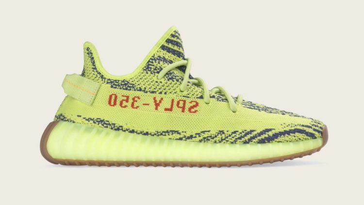 uk availability bbc4d 00f43 Adidas partnered with Kanye West this Fall to launch a historical Yeezy  sneaker release. The new Yeezy Boost 350 v 2 in white was produced in mass  quantity ...
