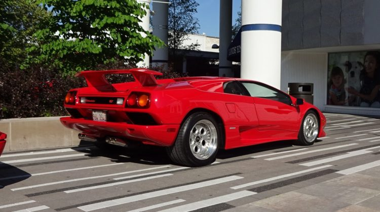 The History And Evolution Of The Lamborghini Diablo