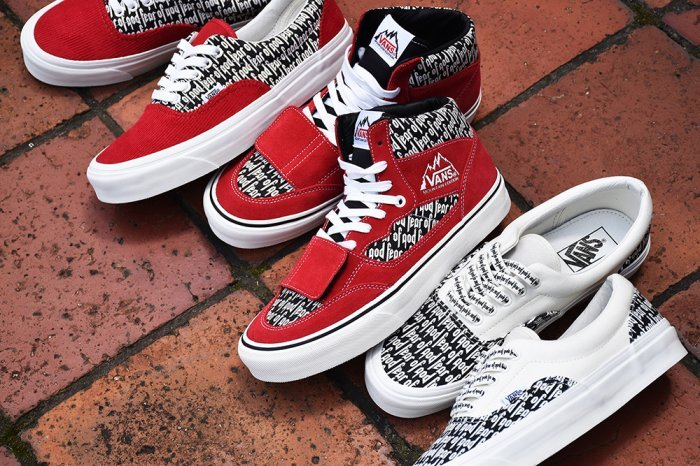 5dec29c192a1 A Closer Look at the Fear of God x Vans Vault Collection