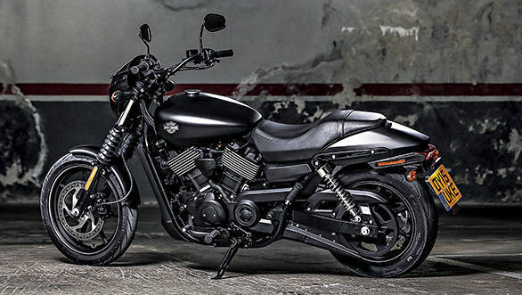 10 things you didn 39 t know about the harley davidson street 750 - Harley street 750 images ...