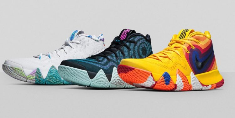 buy online c1397 88bb4 10 Things You Didn't Know about Nike's Kyrie 4