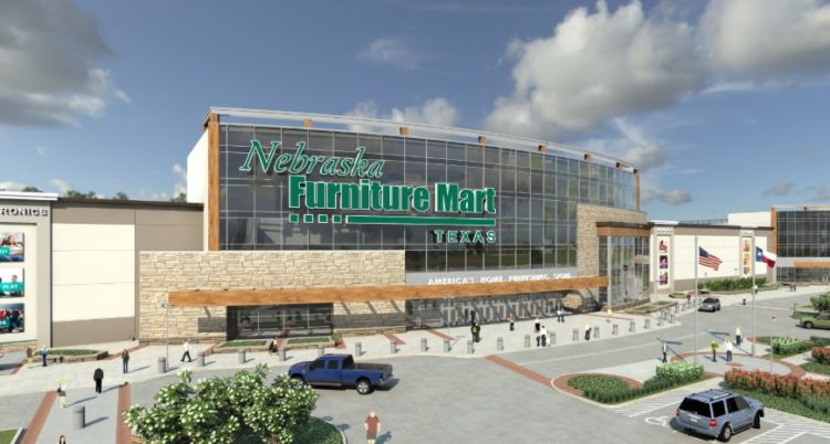 Charmant Nebraska Furniture Mart Is The Largest Retailer Of Home Furnishings In  North America. They Sell Furniture, Electronics, Appliances, And Flooring.