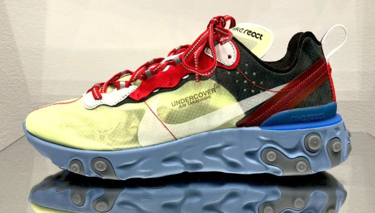 meet 2bee7 a5255 The Return of the Nike React Element 87