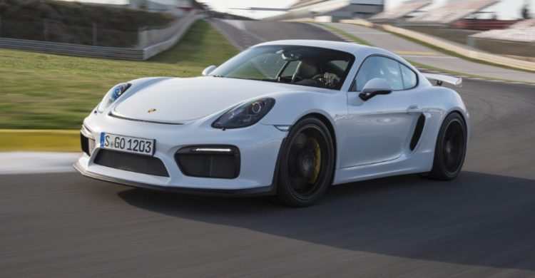 10 things you didn't know about the porsche cayman gt4