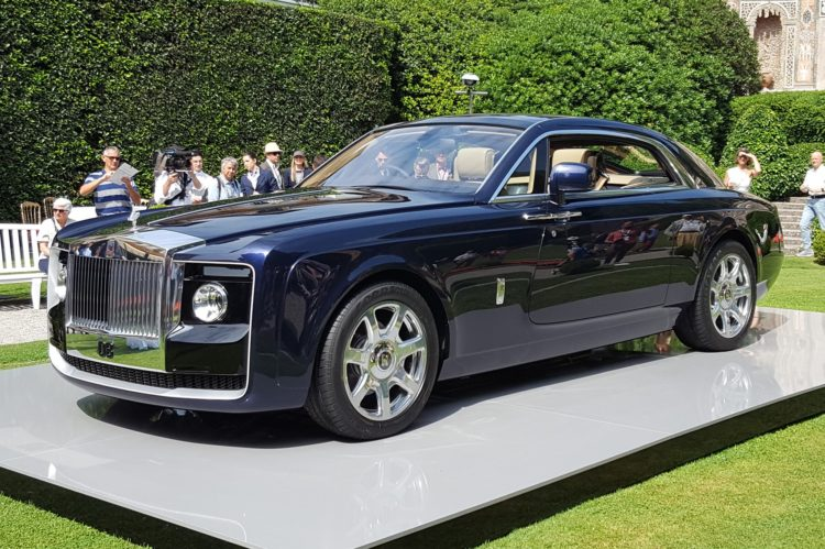10 things you didn't know about the rolls royce sweptail