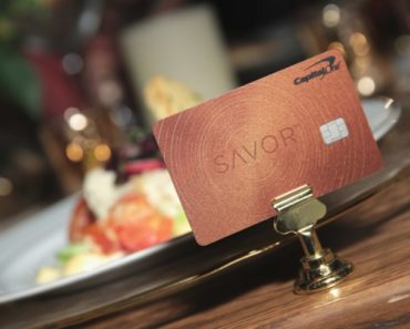 Why You Should Consider the Capital One Savor Credit Card
