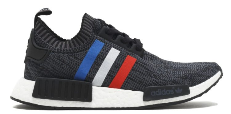 sale retailer dfca1 1e2e0 A Closer Look at the Adidas NMD R1 Tri-Color