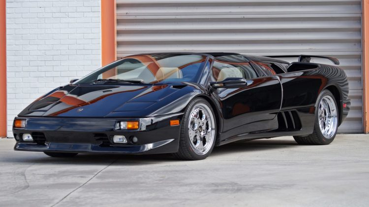 The History And Evolution Of The Lamborghini Diablo