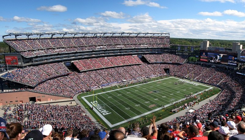 3ba0526d39a How Much Does it Cost to Attend a New England Patriots Game?