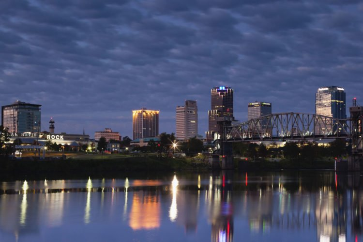things to do in little rock arkansas