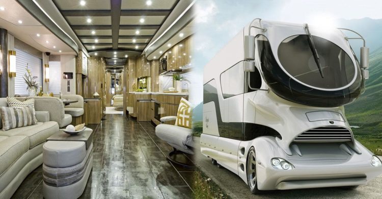 This Is The Most Expensive Motorhome In The World