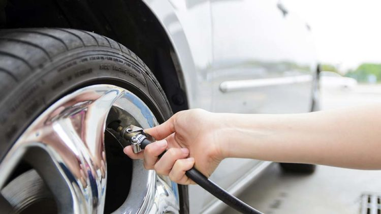 Image result for check tire pressure