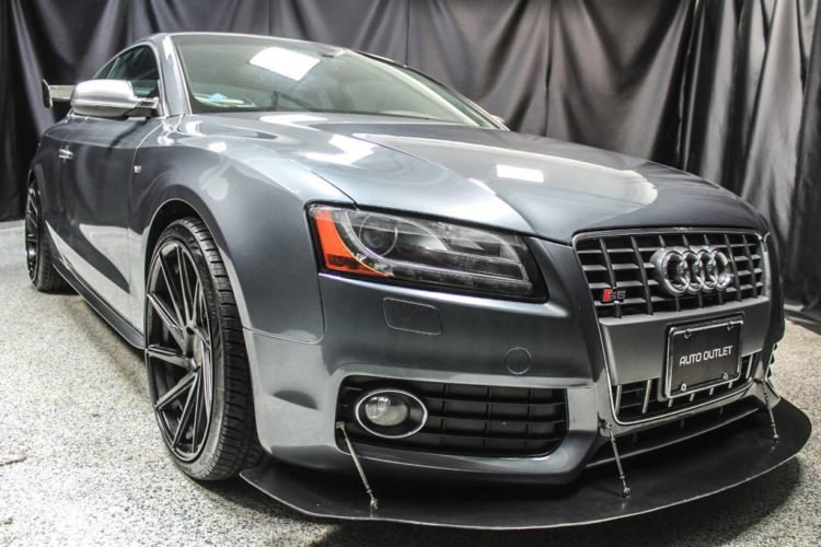 The History And Evolution Of The Audi S5