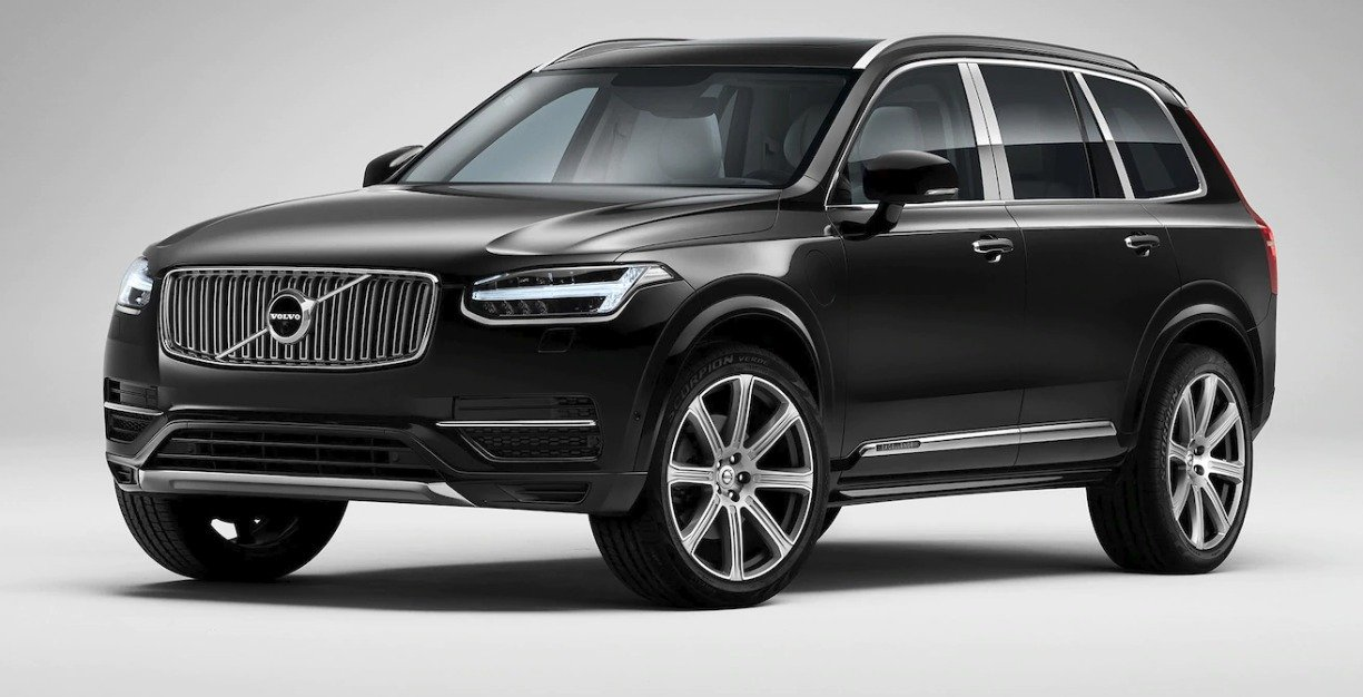 The History And Evolution Of The Volvo Xc90