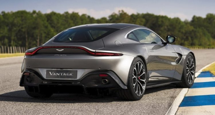 10 Things To Know About The 2019 Aston Martin Vantage