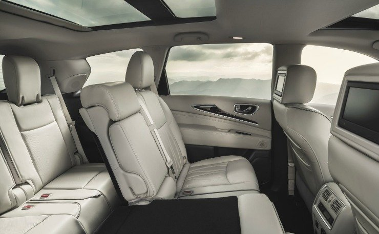 2019 Infiniti Qx60 Seating Capacity Thestartupguide Co