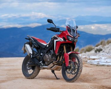 10 Things you Didn't Know about the Honda Africa Twin
