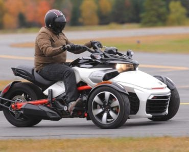 How Can-Am Motorcycles is a Legend in the Industry