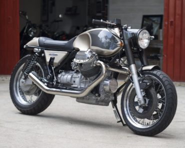 20 Things You Didn't Know about Moto Guzzi