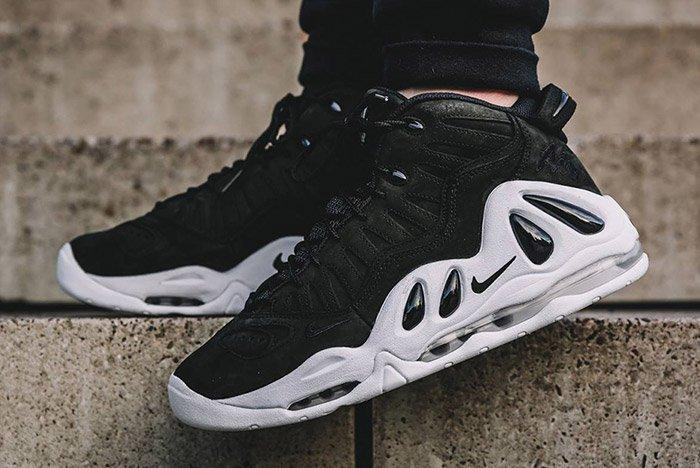 online store ec570 1bbdf Nike Air Max Uptempo 97. The Uptempo 97 is a men s court shoe offered in a  variety of color combinations. These retro shoes from the 1997 line are  back for ...