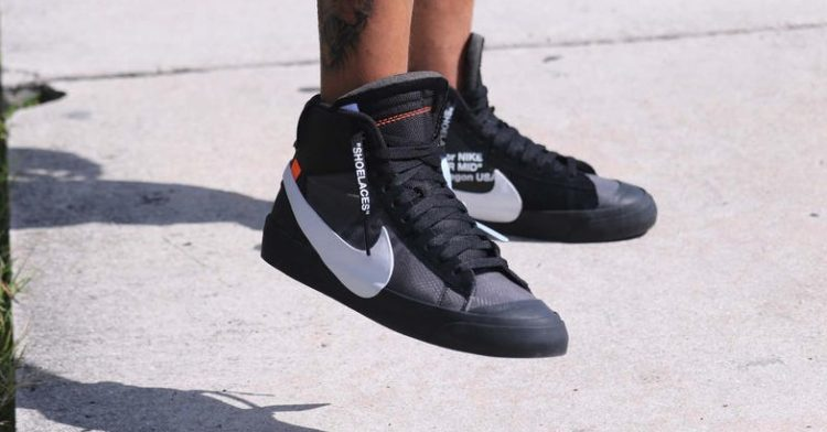 9e3828068d63 10 Things You Need to Know About the Off-White Nike Blazer Grim Reaper
