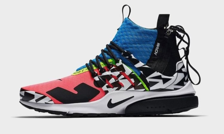 10 Things You Didn't Know about the Nike Acronym Presto